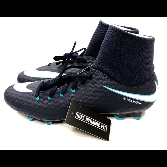 brand new 6d4c3 eb5e6 Nike Hypervenom Phelon 3 DF FG Mens Soccer Cleats